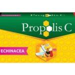 Propolis C echinaceea -produs indicat in caz de astenie gripa si raceala