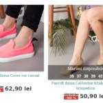 Reduceri masive la pantofi pentru femei