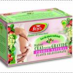 Ceai natural pentru gravide -te scapă de greaţă, anxietate și nu afectează bebelușul