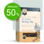 Herbal Tea ceai tratament  paraziti intestinali